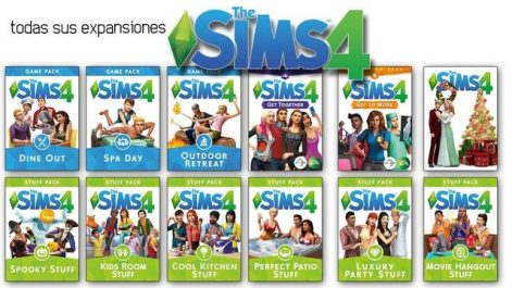 Comprar Expansiones Para Los Sims 4 Baratas Pc Xboxone Y Ps4