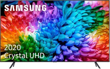 Samsung Crystal UHD 2020 TU7105