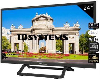 TD Systems K24DLX10HS
