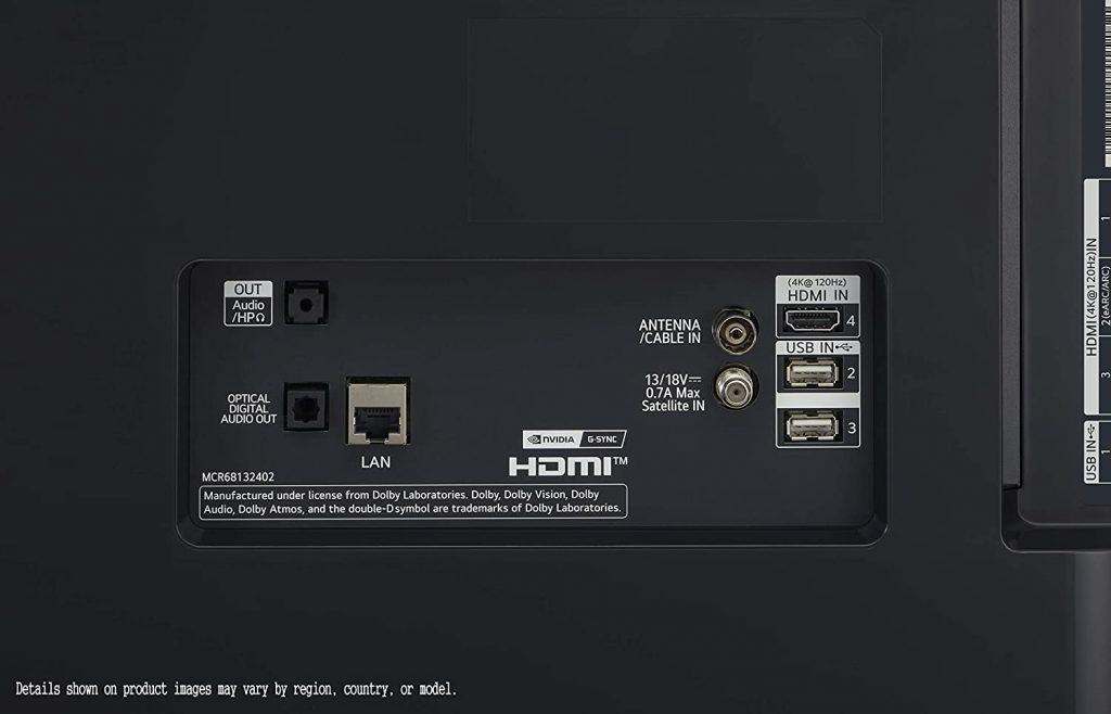 LG OLED48CX6LB opinion