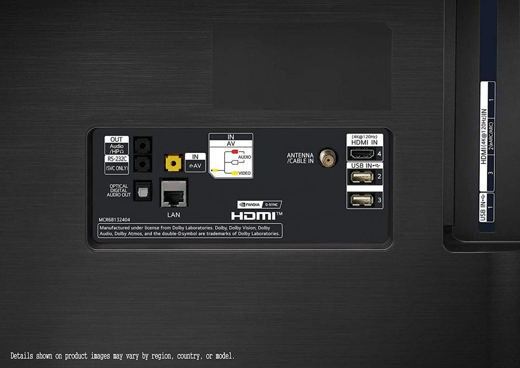 Nuevo LG OLED55CX-ALEXA