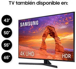 Samsung 4K UHD 2019 43RU7405 analisis