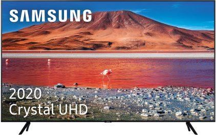 Samsung Crystal UHD 2020 43TU7005 analisis