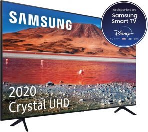Samsung Crystal UHD 2020 43TU7005 opiniones