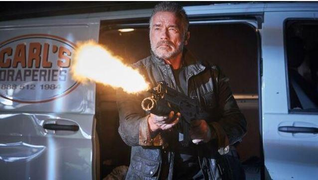 Terminator 6 comprar barato 4K