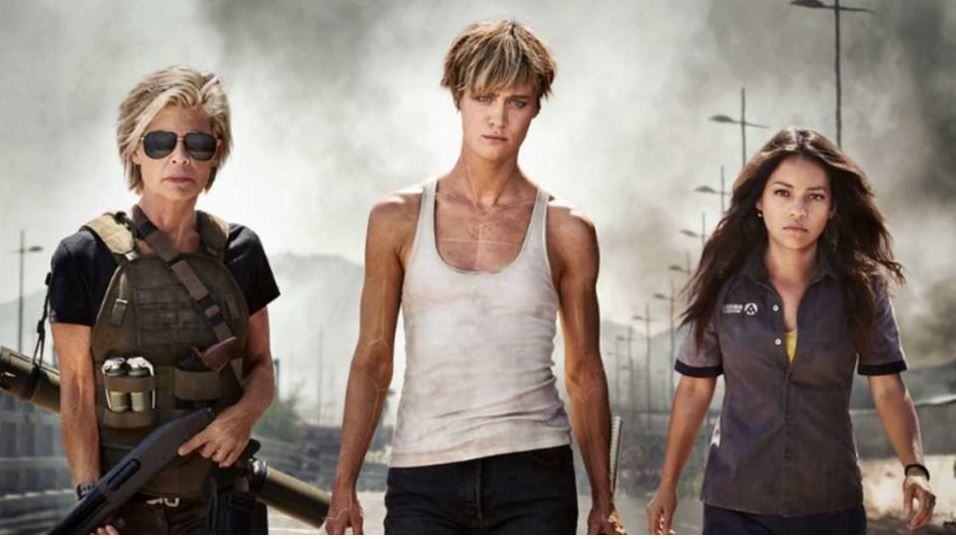 Terminator Dark Fate Critica