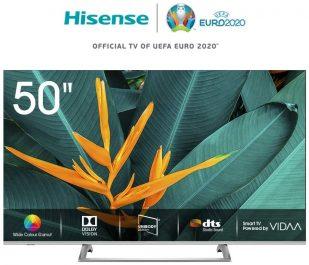 Hisense H50BE7400 analisis