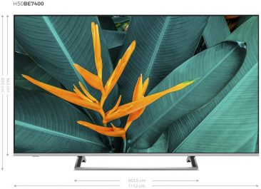 Hisense H50BE7400 opiniones