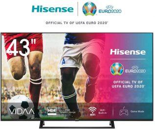 Hisense UHD TV 2020 43AE7200F opiniones