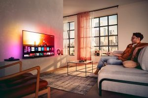 Philips Ambilight PUS7805/12 review