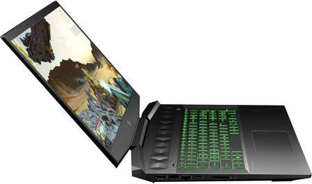 HP Pavilion Gaming Laptop 16-a0006ns analisis