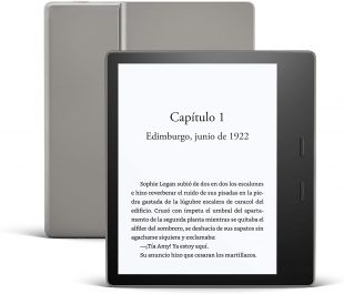 Kindle Oasis analisis