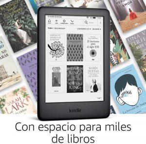 Kindle libros oferta