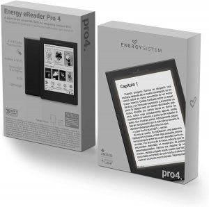Energy Sistem eReader Pro 4 review amazon