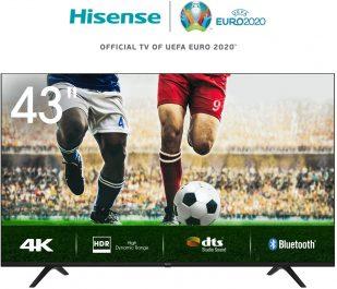 Hisense UHD TV 2020 43A7100F opiniones