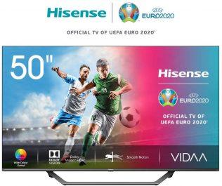 Hisense UHD TV 2020 AE7400F analisis