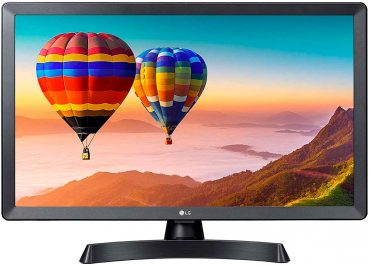 LG 24TN510S-WZ Smart TV analisis
