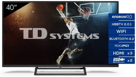 TD Systems K40DLX11FS opiniones