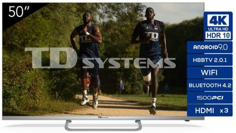 TD Systems K50DLX11US analisis