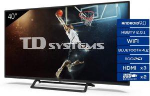 Televisores TD Systems K40DLX11FS opinion