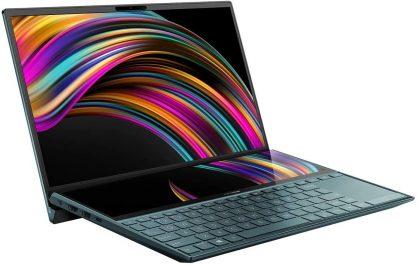 ASUS ZenBook Duo UX481FL-BM044T analisis