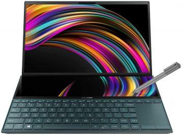 ASUS ZenBook Duo UX481FL-BM044T opinion