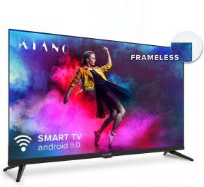 Kiano Elegance TV 32 Pulgadas Android TV 9.0 opiniones