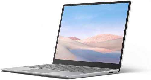 Microsoft Surface Laptop Go opiniones