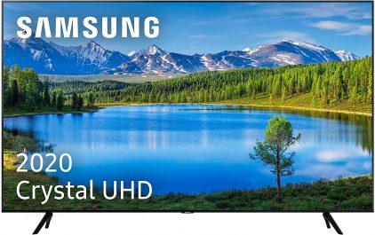 Samsung Crystal UHD 2020 43TU7095 analisis