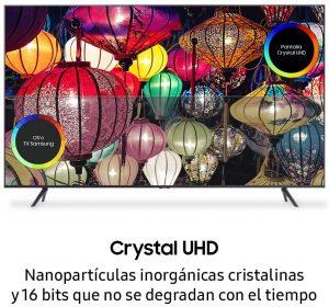 Samsung Crystal UHD 2020 50TU7095 review