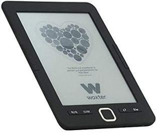 Woxter E-Book Scriba 195 Black opinion