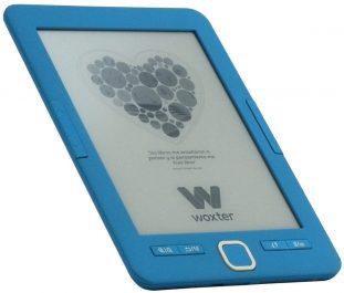 Woxter E-Book Scriba 195 Blue Análisis