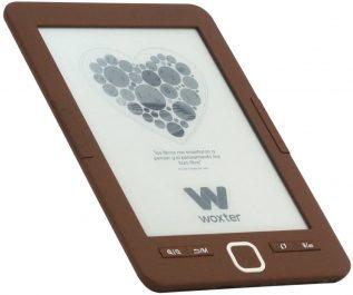 Woxter E-Book Scriba 195 Chocolate opiniones
