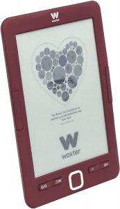 Woxter E-Book Scriba 195 Red review