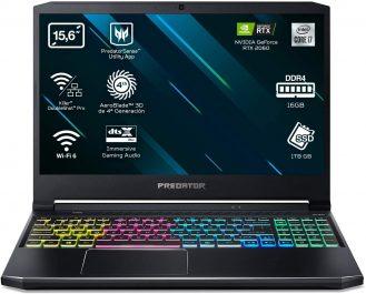 Acer Predator Helios 300 PH315-53 opinion