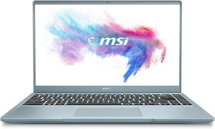 MSI Modern 14 B10RBSW-064XES opinion