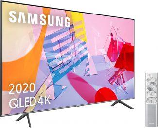 Samsung QLED 4K 2020 50Q64T Analisis
