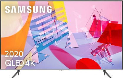 Samsung QLED 4K 2020 50Q64T Opiniones