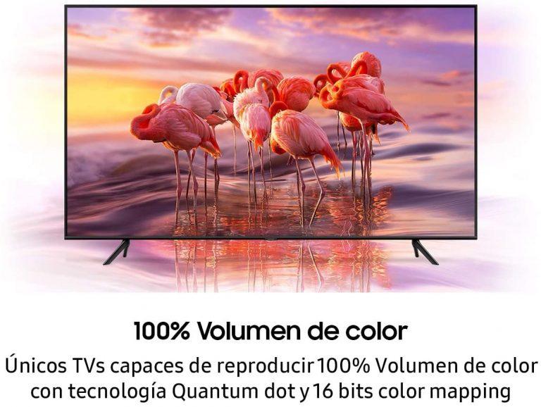 Samsung QLED 4K 2020 55Q64T comprar Amazon