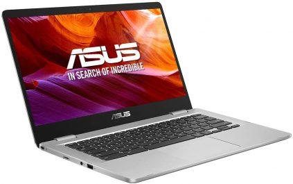 ASUS Chromebook Z1400CN-BV0306 analisis