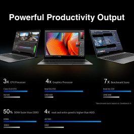 CHUWI CoreBook Pro analisis