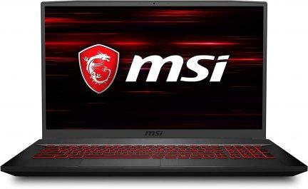 MSI GF75 Thin 10SCSR-245XES opinion