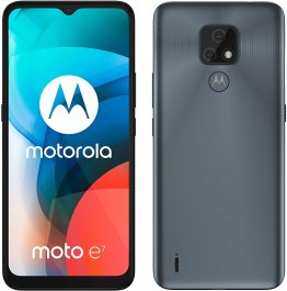 Motorola Moto E7 Opiniones