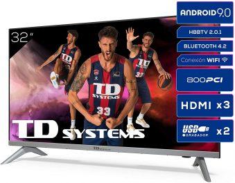 TD Systems K32DLJ12HS Análisis