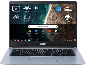 Acer Chromebook 314 opiniones