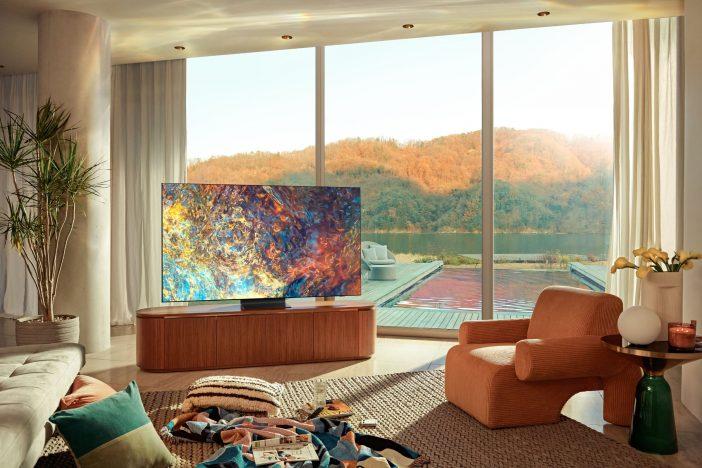 Samsung Neo QLED 2021 nuevos televisores