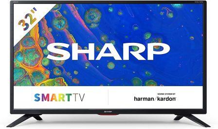Sharp 32BC6E análisis