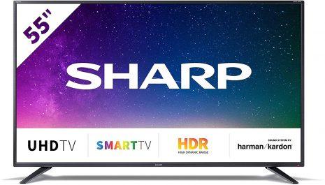 Sharp 55BJ2E opinión