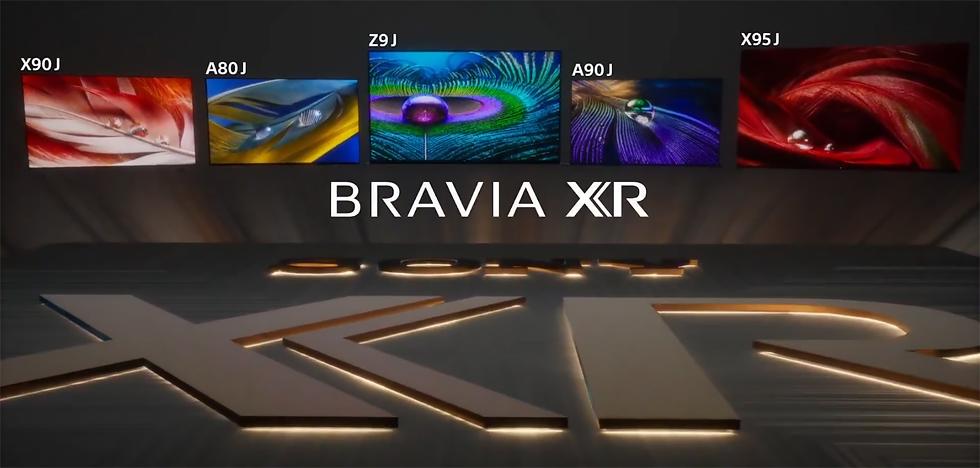 Sony Bravia XR Nuevos televisores 2021