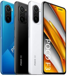 POCO F3 5G opinion review